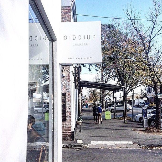 Giddiup Espresso, Melbourne