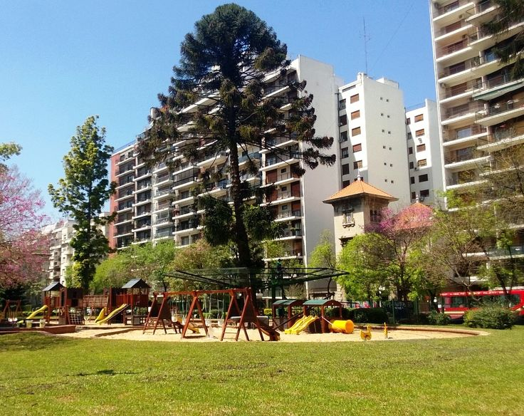 Parque Rivadavia. Buenos Aires