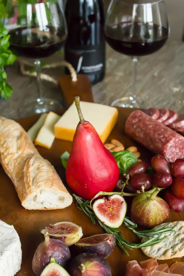 Building the perfect charcuterie plate for an easy appetizer