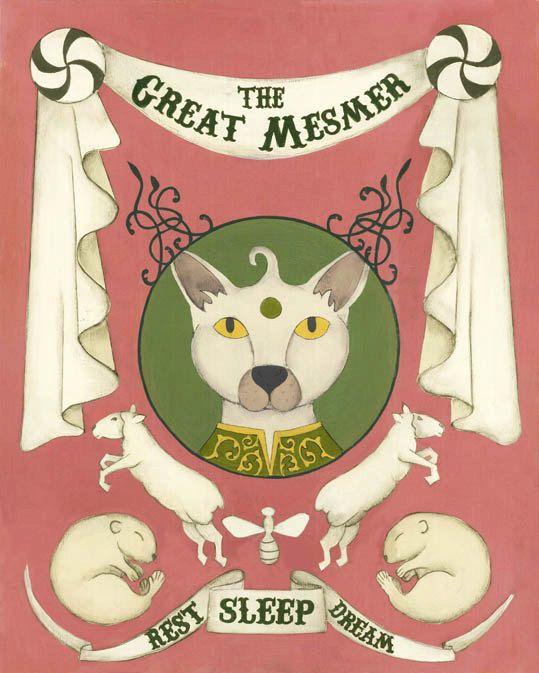 The Great Mesmer by Virginia Diakaki