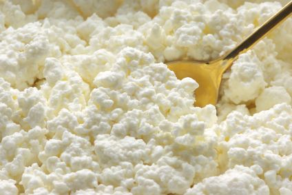 Homemade Cottage Cheese