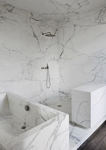 Inspiration from Bathrooms.com: Neuilly apartment by Joseph Dirand