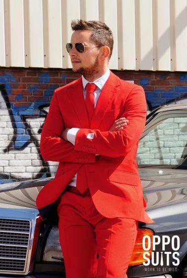 Rood pak - Red Devil