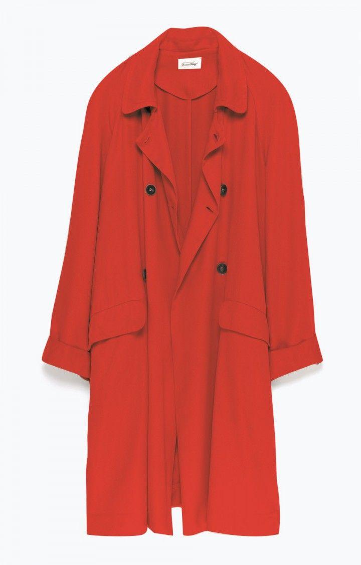 Image pour Manteau femme Katetown à partir de American Vintage France