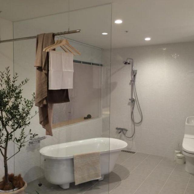 renoveruさんの、バスルーム,リノベーション,ショールーム,おふろ,のお部屋写真