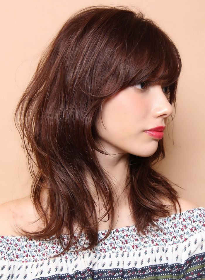 リラクシーミディアム|髪型・ヘアスタイル・ヘアカタログ|ビューティーナビ