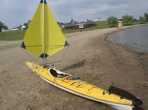 How to Choose a Kayak Sail
