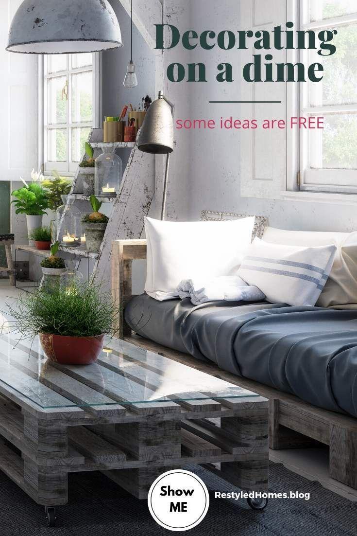 Decorating On A Dime Decorating On A Dime Decor Home Decor Hacks