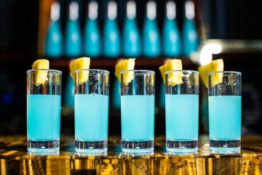 (trust me, awesome drink!)1 oz Hypnotic 1/2 oz Vodka 1/2 oz Pineapple juice Shake with ice and enjoy!!!