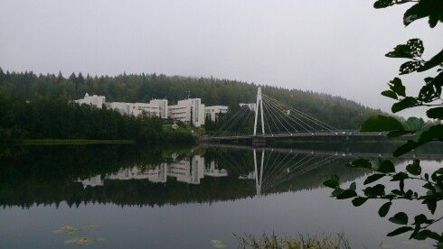 University of Jyväskylä. Mattilanniemi campus.