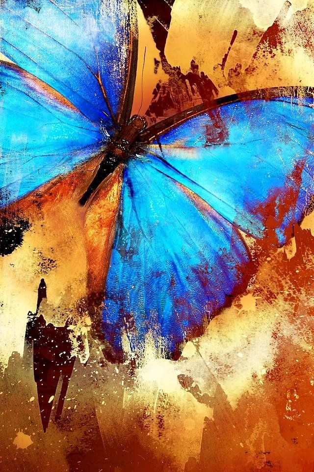 For my granddaughter because she loves butterflies