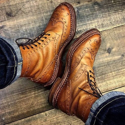 Must have boots for men⋆ Men's Fashion Blog - TheUnstitchd.com