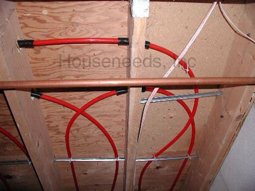 PEX Tubing Protection Sleeve and other PEX Accessories