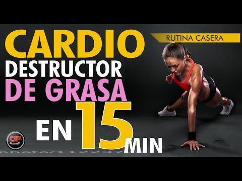 Rutina de Cardio para Adelgazar en 30 días!!!! - YouTube