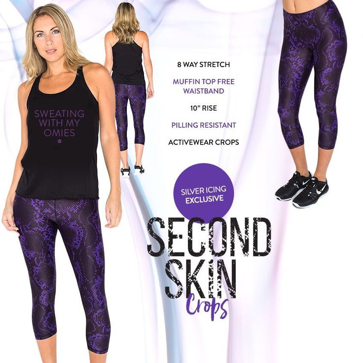 These beautiful leggings look and feel like a dream. Have you ever experienced our SI Exclusive leggings? Here is our legging story. First, it began with a desire to create an ULTIMATE legging. We sourced a fabric that has 8 WAY STRETCH, the best stretch of any legging on the market today. They don't fade, stretch out or shrink yet still have wicking ability to keep you dry. The best part? They ALWAYS stay opaque and will never go sheer. What does this mean for you? Leggings that SUPPORT…