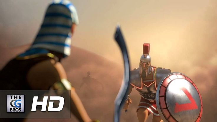 """CGI Animated Trailer HD: """"Age of Empires""""  by - Flaunt Productions"""