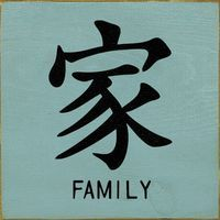 "Doing this on top of or like overlapping a red outline of China - I wasn't sure which character to get but ""family"" seems appropriate since that's where I grew up."