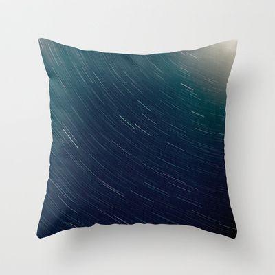 1024 Throw Pillow by Zeppelin - $20.00