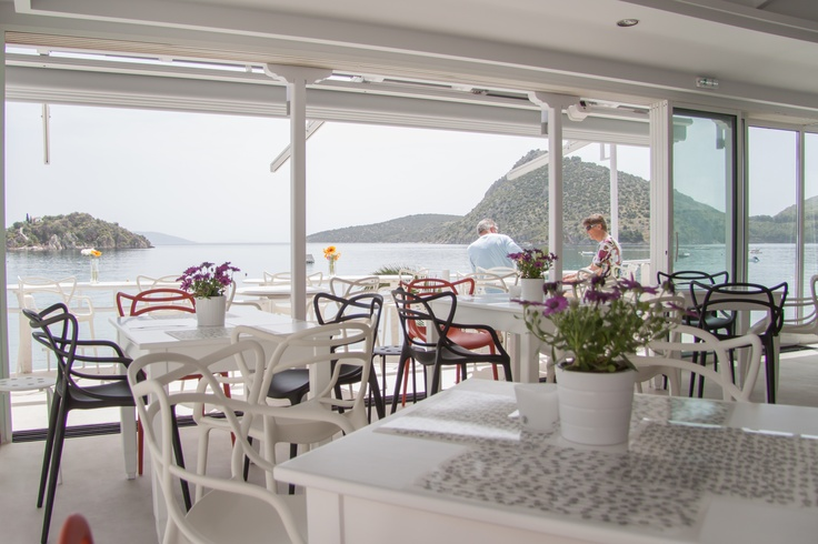 Breakfast at Nelly's Hotel Tolo