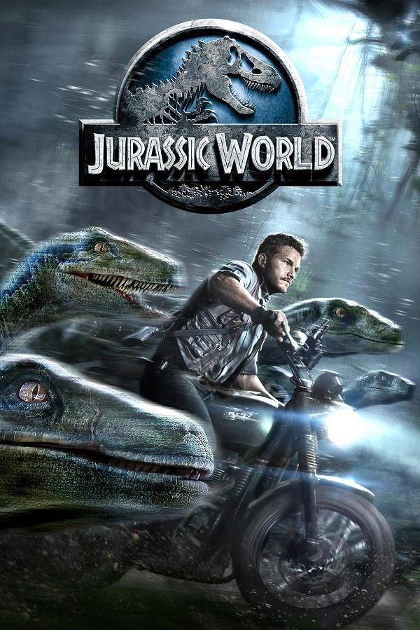 Jurassic World    Support: BluRay 1080    Directeurs: Colin Trevorrow    Année: 2015 - Genre: Action / Aventure / Science-Fiction / Thriller - Durée: 124 m.    Pays: United States of America - Langues: Français, Anglais    Acteurs: Chris Pratt, Bryce Dallas Howard, Irrfan Khan, Vincent D'Onofrio, Omar Sy, Nick Robinson, Ty Simpkins, BD Wong, Jake Johnson, Judy Greer, Lauren Lapkus, Brian Tee, Andy Buckley, Katie McGrath, Courtney J. Clark, Jimmy Fallon, Kelly Washington...