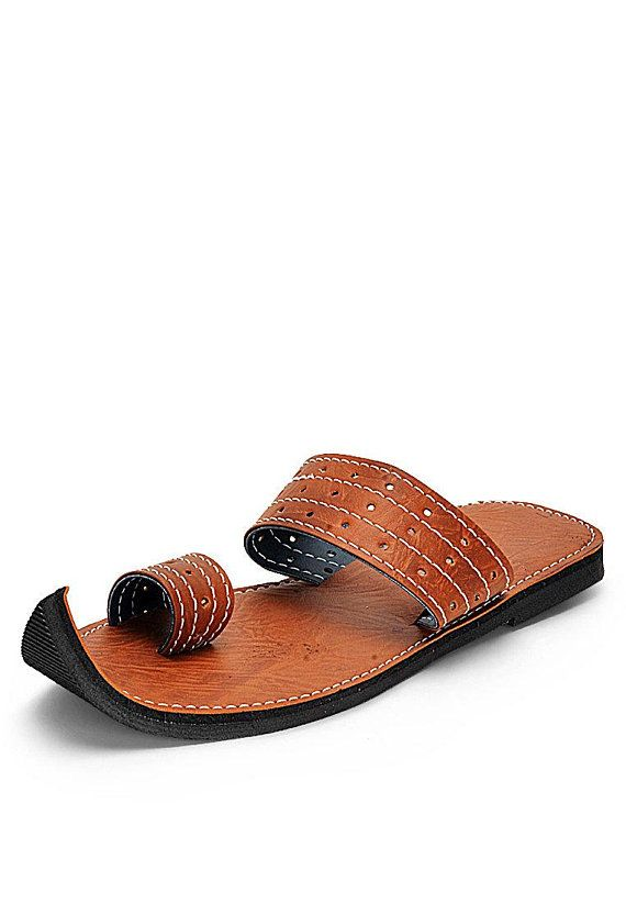 4bd417ecc Indian Casual Synthetic leather sandals for men/ Ethnic sandals/ handmade  sandals/ stylish and Trend