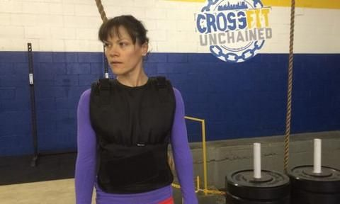 FitnessSanctum.com  No-Bounce CrossFit Weight Vest from Fringesport -- $89---- (fitnessssanctum.com...)