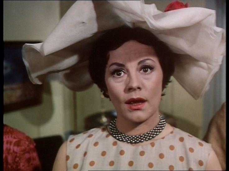 Som Betty i Et døgn uden løgn fra 1963