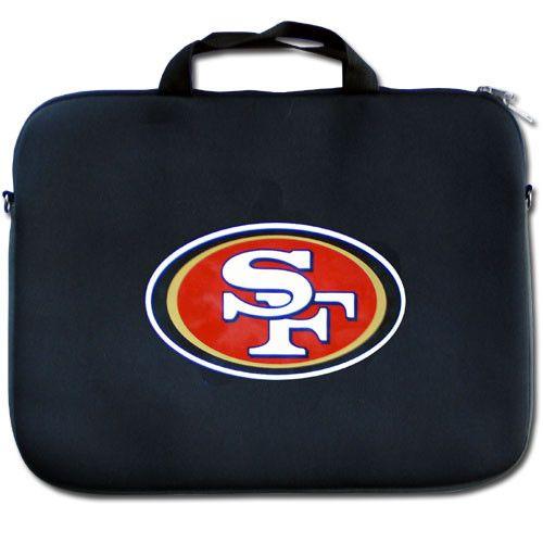 San Francisco 49ers Laptop Case