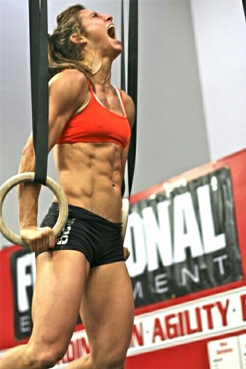 Crossfit women motivation