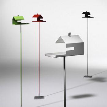 PIP PIP Birdhouse by Swedish company SMD Design  #modern #birds