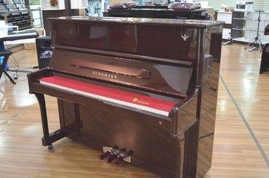 PIANO VERTICAL SCHUMANN R3 MAHOGANY