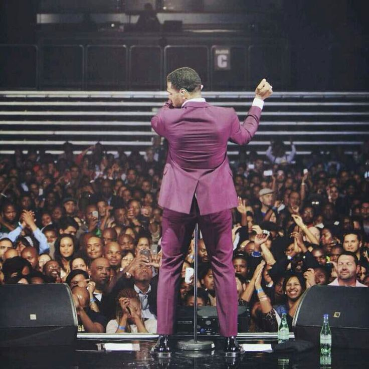 Maxwell Live in Cape Town