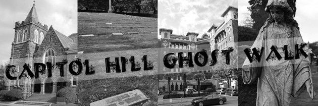 Capitol Hill Ghost Walk #Seattle