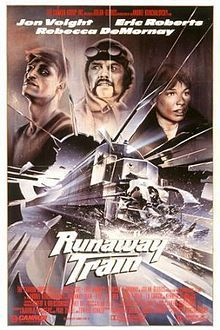 Runaway Train (1985) Jon Voight, Eric Roberts, Rebecca De Mornay