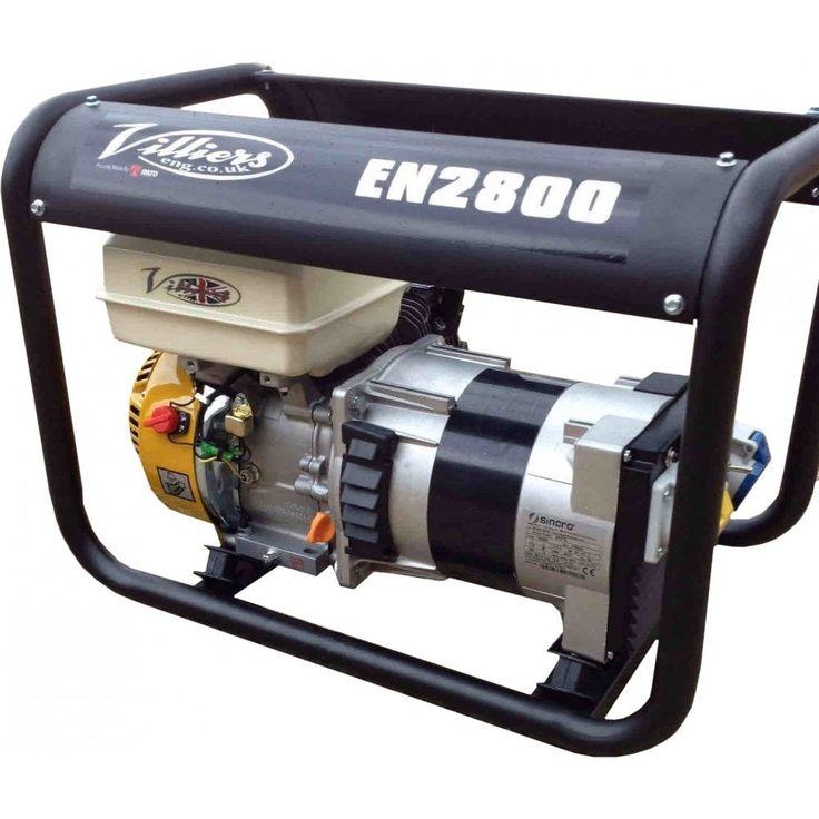 2.5Kw Petrol Generator | Industrial Generator | Loncin EN2500