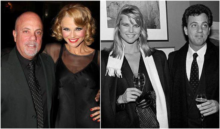 Christie Brinkley's then-husband Billy Joel