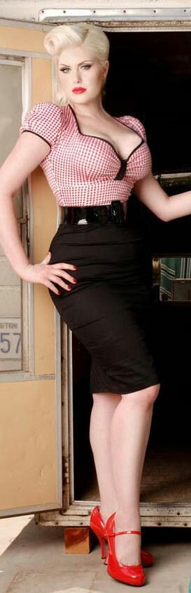 http://www.trendzystreet.com/  - Pin up girl style