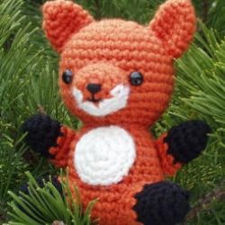 Amigurumi Animal patterns:  Teddy Bears, Foxes Patterns, Free Crochet, Crochet Foxes, Free Patterns, Crochet Patterns, Fox Pattern, Amigurumi Patterns, Foxes Amigurumi