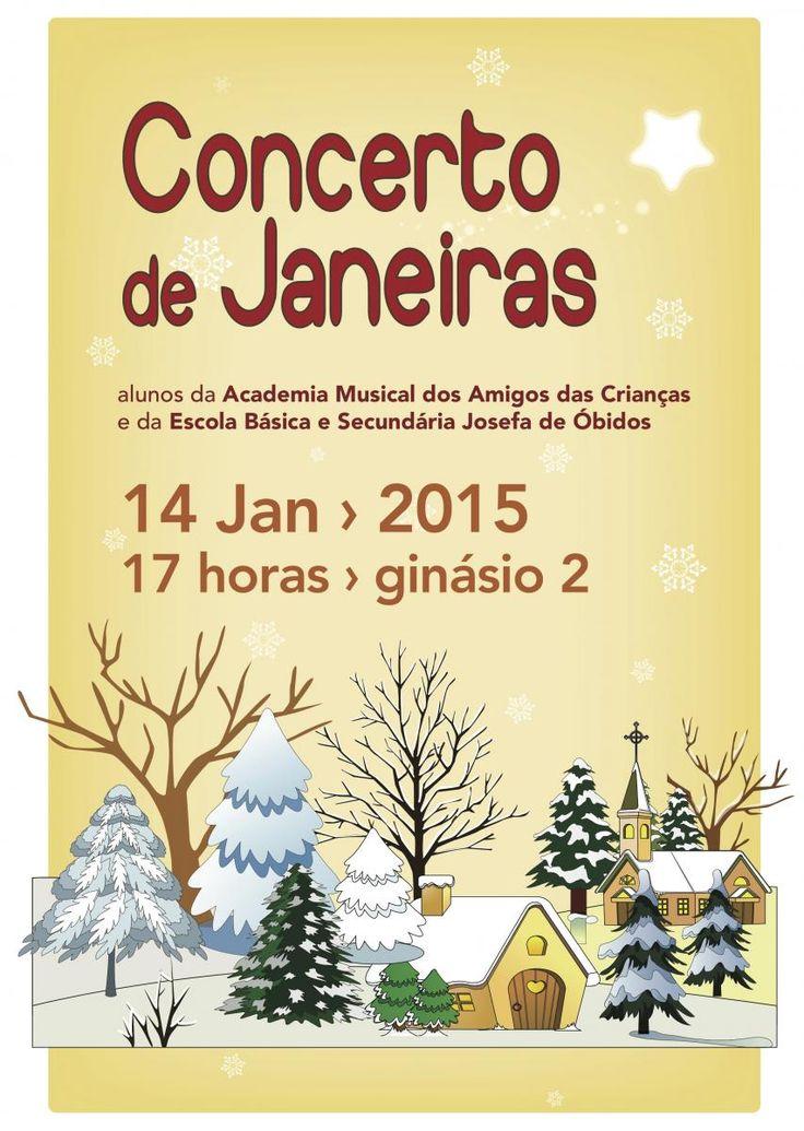 Concerto de Janeiras, 2015.