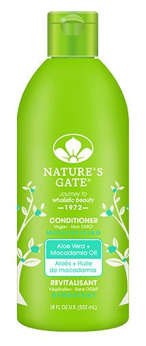 Nature's Gate Conditioner - Aloe Vera + Macadamia Oil Moisturizing