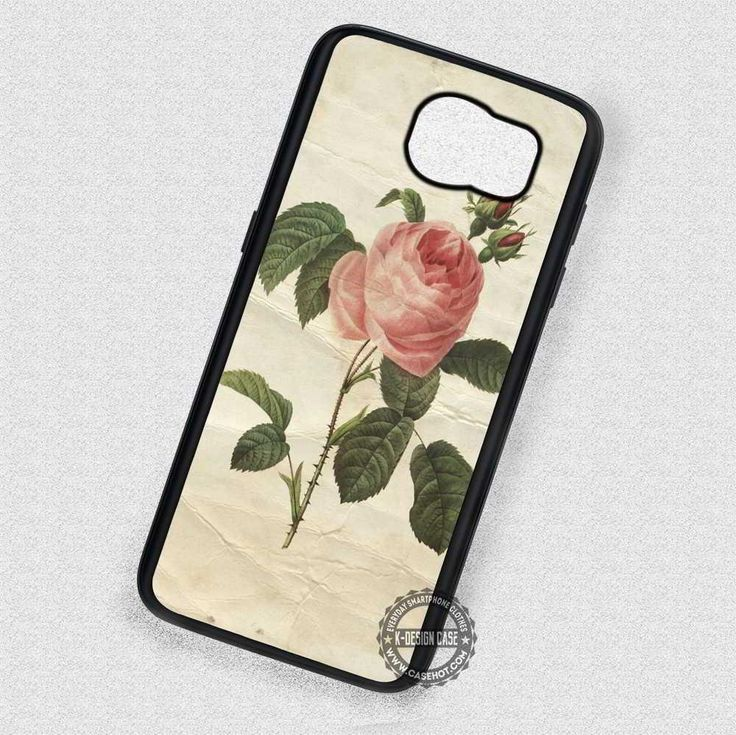 Vintage Pink Rose - Samsung Galaxy S7 S6 S5 Note 7 Cases & Covers #vintage #rose #pink #phonecase #phonecover #samsungcase #samsunggalaxycase #SamsungNoteCase #SamsungEdgeCase #SamsungS4MiniCase #SamsungS4RegularCase #SamsungS5Case #SamsungS5MiniCase #SamsungS6Case #SamsungS6EdgeCase #SamsungS6EdgePlusCase #SamsungS7Case #SamsungS7EdgeCase #SamsungS7EdgePlusCase