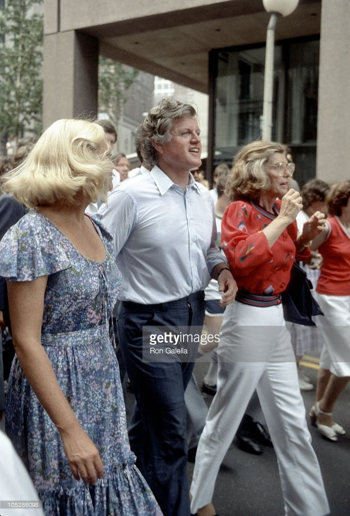 Joan Kennedy Smith Ted Kennedy and Eunice Kennedy Shriver News Photo | Getty Images