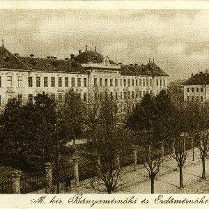 Sopron, M. Kir. Bányamérnöki és Erdőmérnöki Főiskola