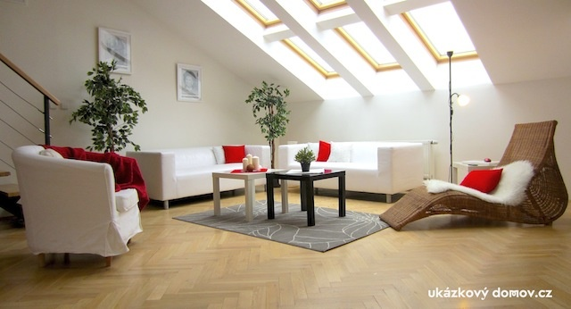 Home Staging Vinohrady