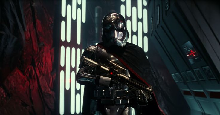 There's More To The New Star Wars Villain, Captain Phasma, Than Anyone Realized