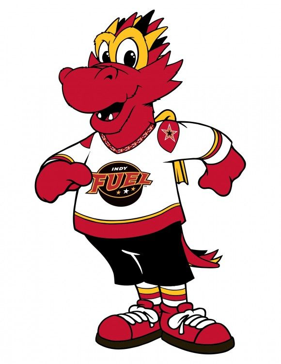 Indy Fuel Introduces Mascot & Unveils Jersey