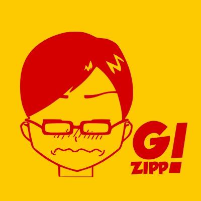 gizipp avatar with logo