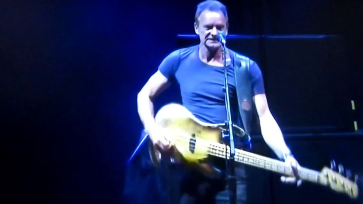 STING & THE POLICE 💕👫💕 live SPAIN HD