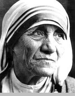 Real prayer is union with God, a union as vital as that of the vine and the branches, which is the illustration Jesus gives us in the Gospel of John.  We need prayer.  We need that union to produce good fruit.  --Mother Teresa