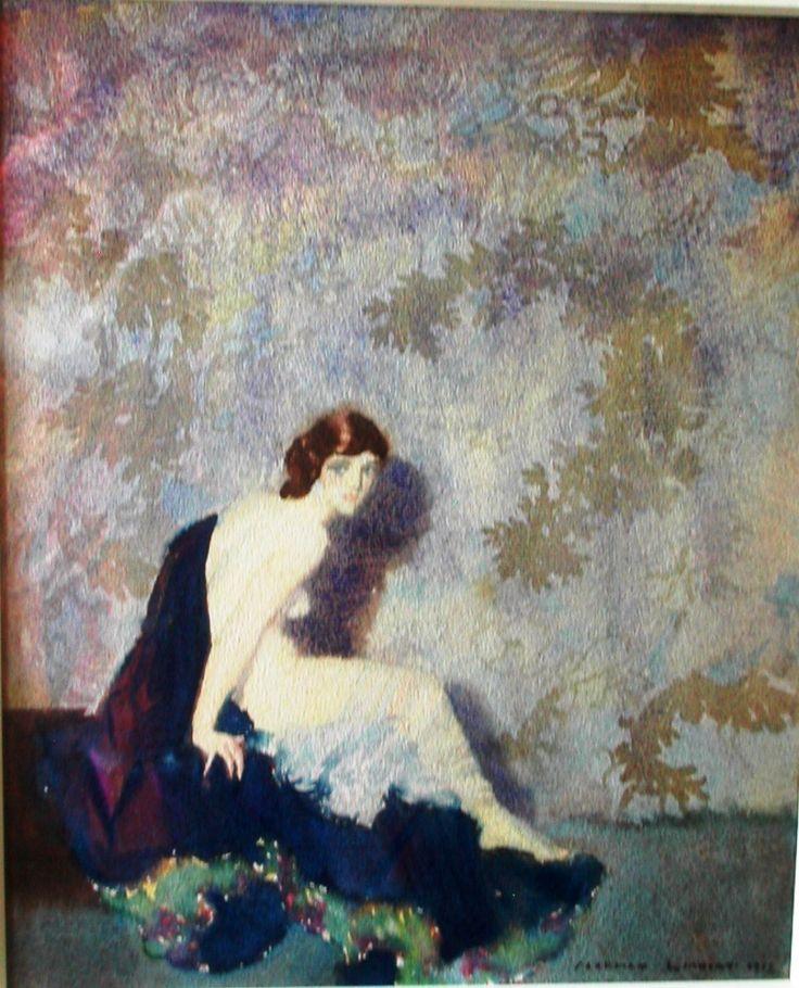 Norman Lindsay Nude Study